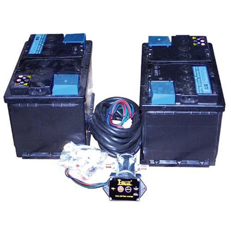coupleur de batteries land service pi ces et accessoires pour land rover. Black Bedroom Furniture Sets. Home Design Ideas
