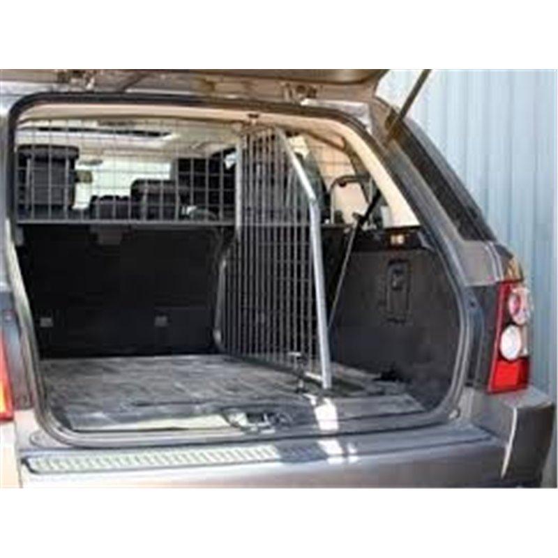 S paration grille chien pour range rover sport 1 2 2005 2013 land service pi ces et - Grille de separation pour chien ...