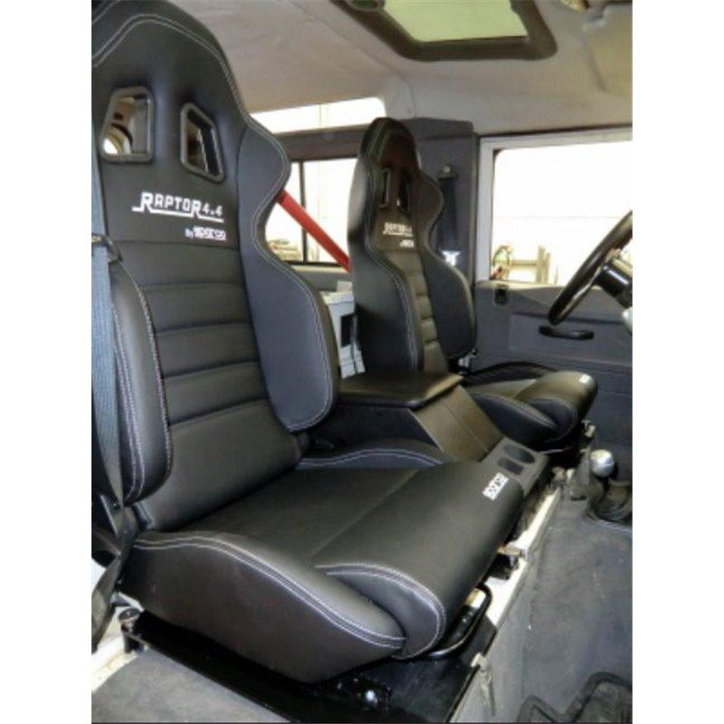 Siege Baquet Sparco Defender Land Rover