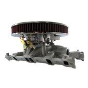 Kit Weber Complet pour conversion carburateur 4 corps