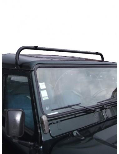barre de toit safety devices pour defender 90 110 130 land service pi ces et accessoires. Black Bedroom Furniture Sets. Home Design Ideas