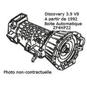 Boite de vitesse auto pour Discovery 3.9 V8 ech/std