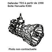 Boite de vitesse manuelle pour Defender TD5 ech/std