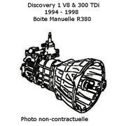 Boite de vitesse manuelle pour Discovery 300 TDI V8 ech/std