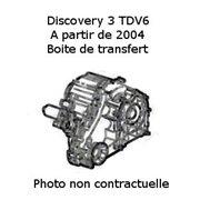 Boite de transfert pour Discovery 3 TDV6 ech/std