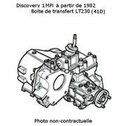 Boite de transfert pour Discovery MPi ech/std