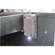 Éclairage Intérieur de Cubby Box pour : Toutes Land 88/109 Série III