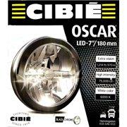 Phare longue portée LED OSCAR CIBIE puissance 370 mètres homologué
