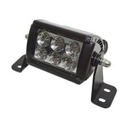Barre LED LYNX BRITPART 1500 lumens 18W 17.5 cm homologué
