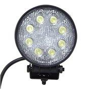Feux de travail LED rond 1800lm