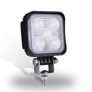 Feux de travail LED carré 15W 1200lm