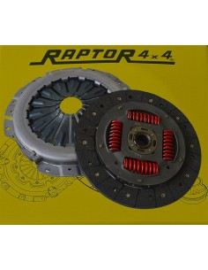 Kit Embrayage RAPTOR Renforcé sans Butée Hydraulique