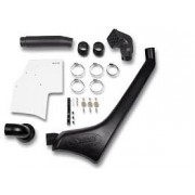 Schnorkel SAFARI en PVC Noir pour : Discovery 1 TDi 300 et V8 avec ABS sans EGR