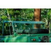 Casquette de Toit ALU pour : Land 88/109 Série II IIA III