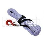 Câble synthétique spécial treuil 25m diam.9.5mm