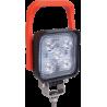 Feux de travail LED avec Interrupteur carré 15W 1200lm
