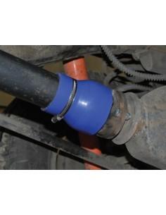 Protection Silicone Diamètre 63mm de Croisillons pour Arbre de Transmission