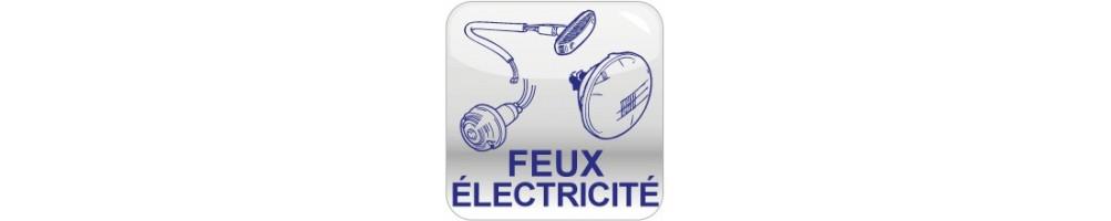 Electricité/Feux