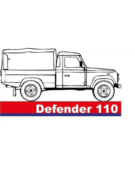 DEFENDER 110 (1983-2016)