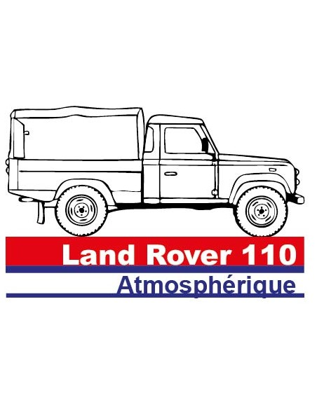 DEFENDER 110 Atmospherique (1983-1987)