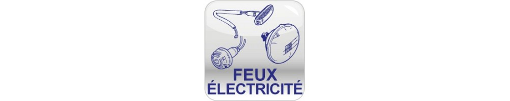 Feux / Électricité