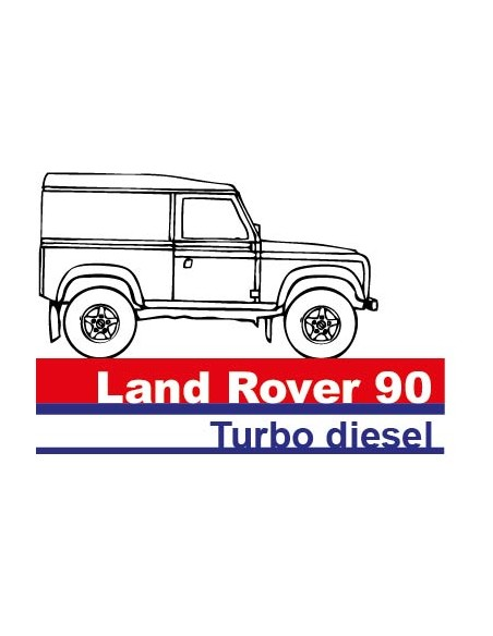 DEFENDER 90 Turbo Diesel (1987-1991)