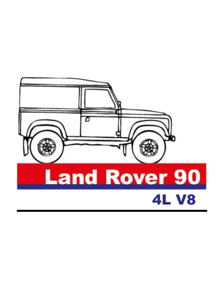 Defender 90 V8 4.0L