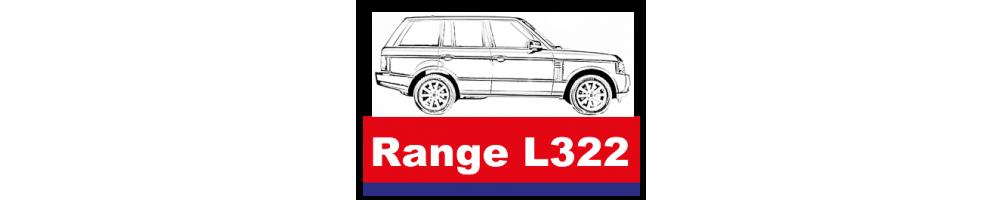 L322 V8 5.0L SUPERCHARGED