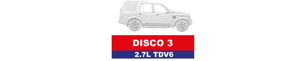 DISCO 3 TDV6 2.7