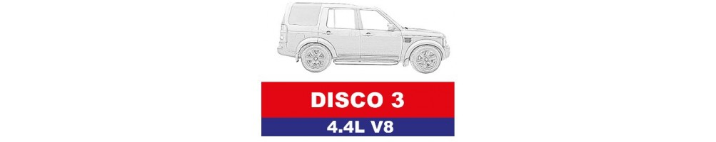 DISCO 3 V8 4.4