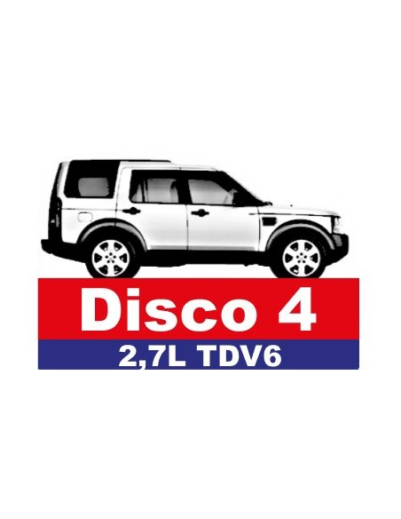 DISCO 4 TDV6 2.7L