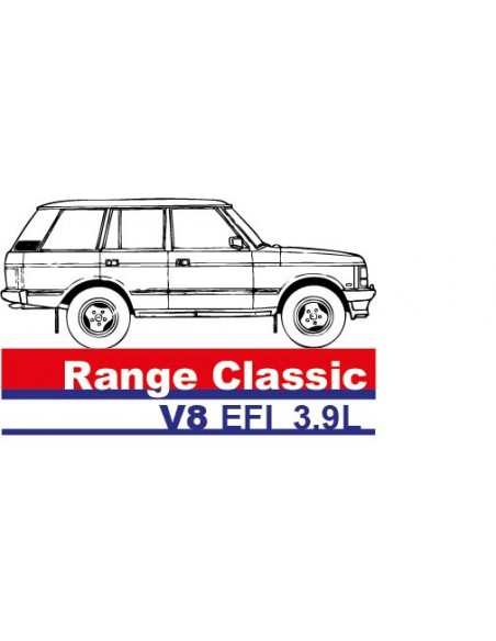 RANGE ROVER CLASSIC  V8 3.9 EFi (1990-1995)