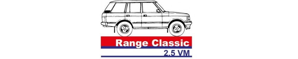 RANGE ROVER CLASSIC VM 2.5 (1990-1991)