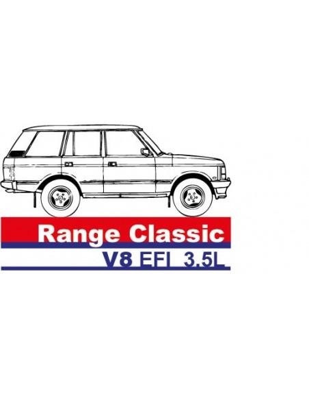 RANGE ROVER CLASSIC V8 3.5 EFi (1986-1989)