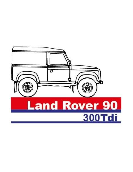 DEFENDER 90 TDi 300 (1995-1998)