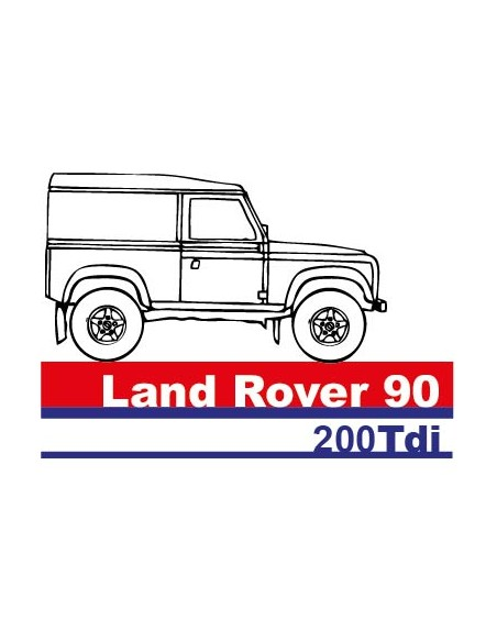 DEFENDER 90 TDi 200 (1991-1994)