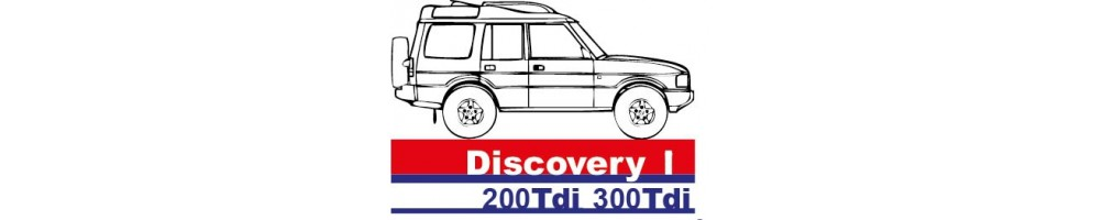 DISCOVERY 1 TDi 200-300 (1990-1998)