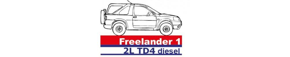 FREELANDER 1 TD4 Diesel BMW M47