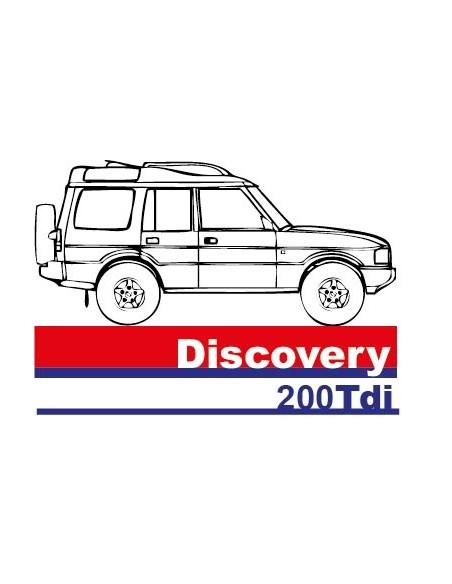 DISCOVERY 1 TDi 200 (1990-1994)