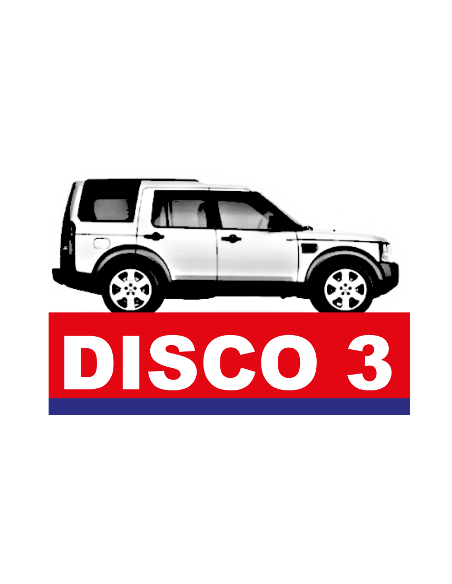 DISCOVERY 3 (2005-2009)