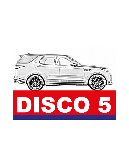 DISCO 5 TD4 2.0 180ch