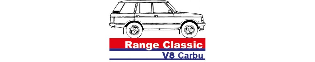 RANGE ROVER CLASSIC V8 3.5 Carbu (1971-1985)