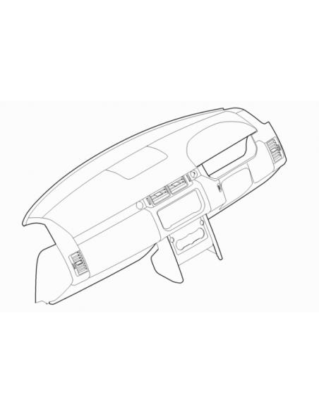 Planche de Bord et Console