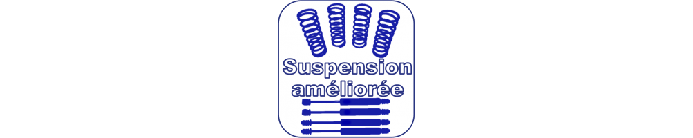 Suspension - Ré-Hausse