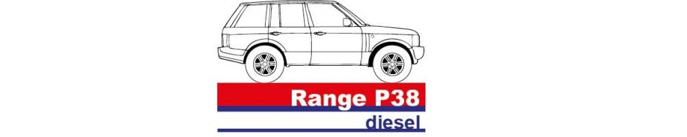 RANGE ROVER P38 2.5 DT BMW M51 6 Cylindres