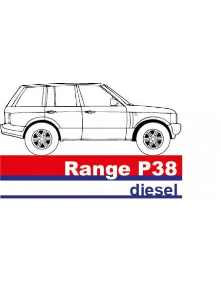 RANGE ROVER P38 2.5 DT BMW M51 6 Cylindres