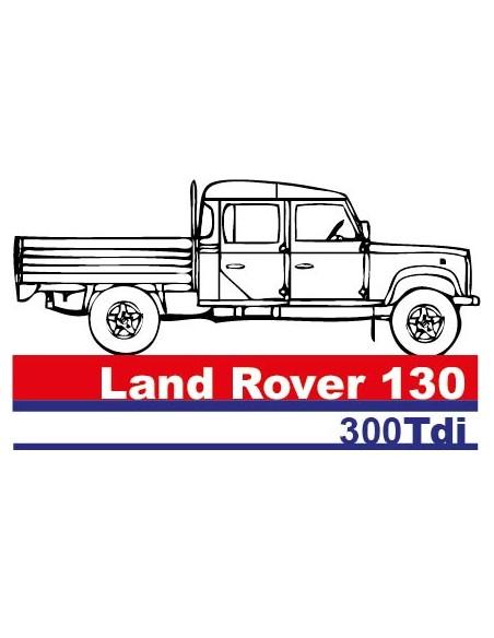 DEFENDER 130 TDi 300 (1995-1998)