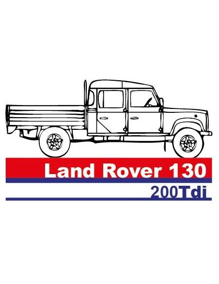 DEFENDER 130 TDi 200 (1991-1994)
