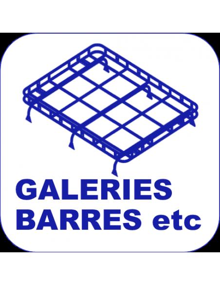 Galeries, Barre de Toit, Etc...