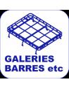 Galeries - Barre de Toit